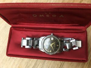 Omega Seamaster Watch early 1950's best guess working