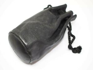 Leica 90mm f4 Elmar C Soft Leather Lens Case