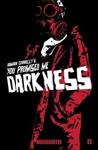 YOU PROMISED ME DARKNESS 2 COVER A DAMIAN CONNELLY BEHEMOTH NM