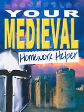 Your Medieval World Homework Helper (Homework Helpers),Susie Hodge,New Book mon0