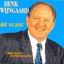HENK WIJNGAARD - Hé Suzie 3TR CDS 1990 / Telstar