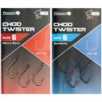 Carp Fishing Hooks Nash Pinpoint Twister