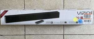 VIZIO SB2920C6 2.0 Channel Wireless Bluetooth Sound Bar Open Box