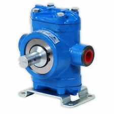 Hypro 5210C Piston Pump - Solid Shaft
