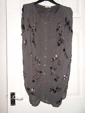 Ladies DAY Birger et Mikkelsen Sequin Top Size 14/16 (AL)