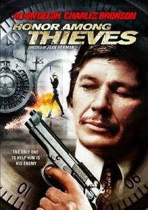 Honor Among Thieves - Charles Bronson New and Sealed DVD