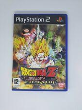 Dragon ball z budokai tenkaichi ps2 PlayStation 2