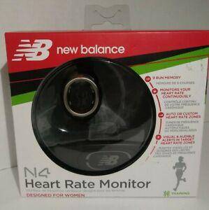(50117) New Balanace N4 Heart Rate Monitor NIB