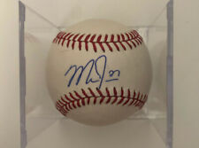 Mike Trout Signed MLB Los Angeles Angels Baseball