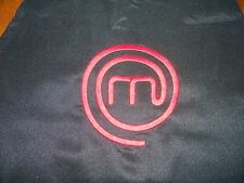 Master Chef Vintage Logo Apron Red Or Black India Australia Uk Canada Malaysia