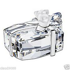 SWAROVSKI SILVER CRYSTAL WEDDING PRESENT 992561 MINT 09 MINT IN BOX