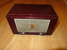 Vintage 1954 Philco Tube Radio Model C584