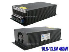T-480-12 Super Stable Power supply unit 480W DC12V 40AMP ( 10.5 - 13.8V ) 220V