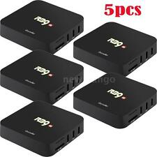 5x Docooler R39 Android 6.0 Quad Core 8G Smart TV Box 2.4GHz WiFi 4K 1080P Media