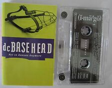 DC BASEHEAD NOT IN KANSAS ANYMORE GERMAN RELEASE CASSETTE TAPE