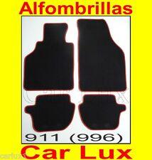 ANNO 1998-2006 996 Accurata BEIGE VELLUTO Tappeti AUTO PORSCHE 911 gt2