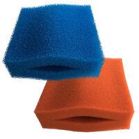 Oase Biotec 5/10/30 Coarse and Fine Red Foam Sponge Pond Filter Set