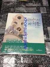 SHINee Onew Key Taemin  Travel Episode in Barcelona Photobook New Sealed KPOP