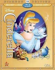 Cinderella [Three-Disc Diamond Edition: Blu-ray/DVD + Digital Copy]