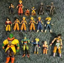 Dragon Ball Z Action Figures Lot Of 17
