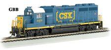 HO SCALE 'CSX' GP-40 Road #4409 DCC Ready Locomotive Bachmann New in Box 63530