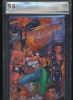 Danger Girl #1AU 1998 Another Universe Variant PGX (Not CGC) 9.8! SEE PICS! WOW