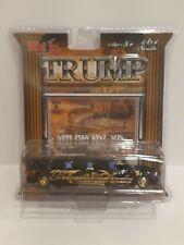Maisto Donald Trump 1/64 Black Lincoln Navigator Limousine MIP 2006