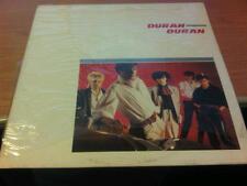 LP DURAN DURAN EMI 3C 064-64382 SIGILLATO PARZIALMENTE ITALY PS 1981 MCZ4