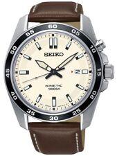 Seiko SKA787P1 Kinetic Herren 42mm 10ATM