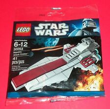 LEGO STAR WARS - NEW - 30053 - REPUBLIC ATTACK CRUISER