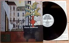 ANNA DOMINO / OM. - LP (printed in Benelux 1986)