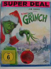 Der Grinch - Weihnachten - Jim Carrey stole Christmas, Ron Howard, Molly Shannon