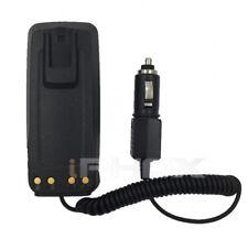 Battery Eliminator for Motorola PMNN4066 MOTOTRBO XPR6350 XPR6550 DGP4150/6150