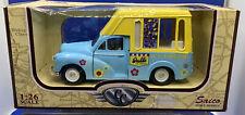 SAICO TY4667 Classic Collection  1:26 Morris Minor Ice Cream Van COTSWOLDS Walls