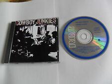 COWBOY JUNKIES - The Trinity Session (CD 1988) AUSTRIA  Pressing