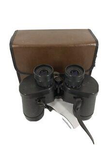 VTG Bushnell Binoculars J-B133 Waterproof 7x35 Wide Angle 525/1000 With Case