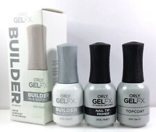 ORLY GelFX - BUILDER IN A BOTTLE + Nail Tip Primer + Top Coat 0.6oz