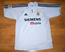 Adidas Real Madrid 2003/2004 'Raúl' Home Camisa (talla Xl)