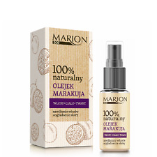 Marion Maracuja Oil 100% Natural for Hair Body Face Moisturizing and Soothes