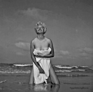 Bunny Yeager 1950s Camera Negative Photograph Sultry Bottled Blonde Lillian Bell