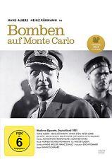 Hans Albers BOMBEN AUF MONTE CARLO Heinz Rühmann HANNS SCHWARZ DVD NEU