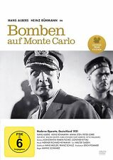 Hans Albers BOMBES SUR MONTE CARLO Heinz Rühmann HANNS NOIR DVD NEUF