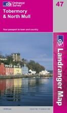 Tobermory and North Mull (Landranger Maps) (OS Landranger Map), Ordnance Survey