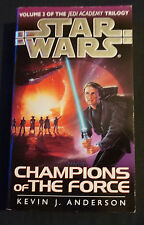 Champions of the Force / Star Wars / Book 3 Kevin J. Anderson / Paperback / 1994