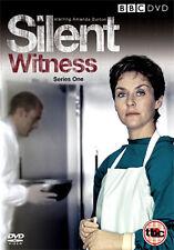 SILENT WITNESS SERIES 1 - DVD - REGION 2 UK