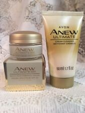 AVON Anew Ultimate Performan Day Cream + Anew Ultimate Cleanser Trial Sz. 1 Ea.