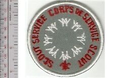Boy Scout of Canada Service Corps 1967 Montreal World's Fair EXPO 67 Grey Patch