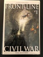 Civil War: Front Line #1 2nd Print Variant High Grade Marvel Comic Book 28-368