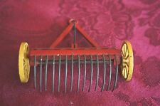 Vtg. Dinky Toys Farm Implement-Attachment