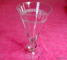 """Bryce (Etch 277, Stem 925) 7"""" WATER GOBLET(s)  Exc (6 avail)"""